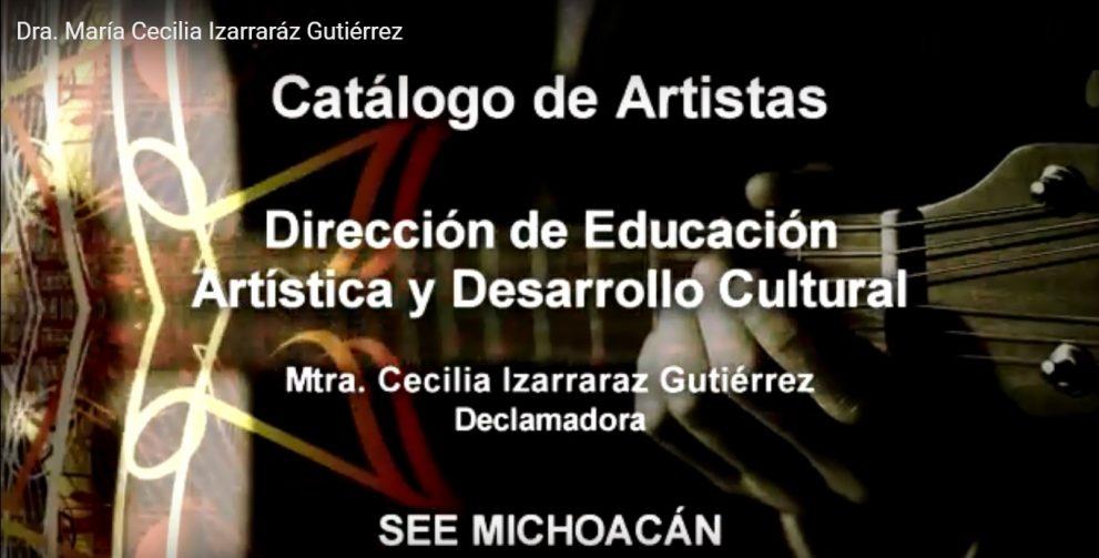 Entrevista a: María Cecilia Izarraraz
